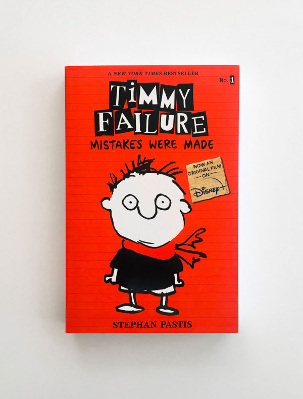 TIMMY FAILURE: MISTAKES WERE MADE (#1)