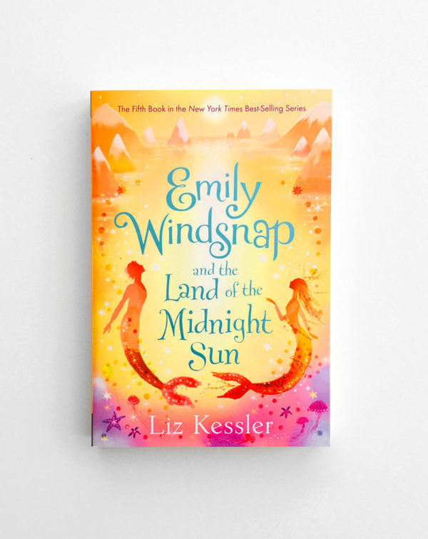 EMILY WINDSNAP AND THE LAND OF THE MIDNIGHT SUN (#5)