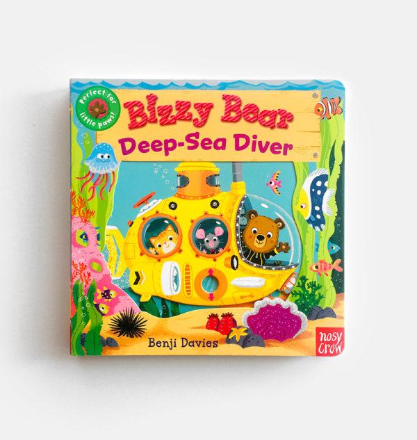 BIZZY BEAR: DEEP SEA DIVER