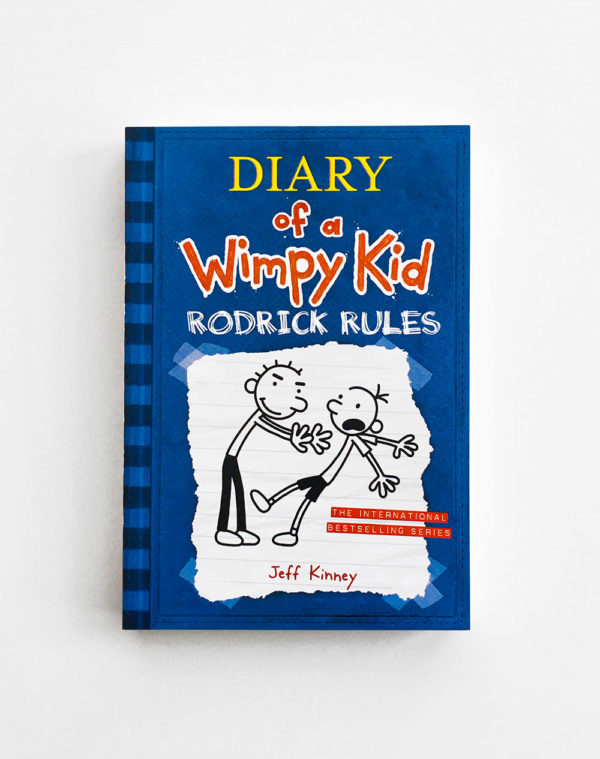 DIARY OF A WIMPY KID: RODRICK RULES (#2)