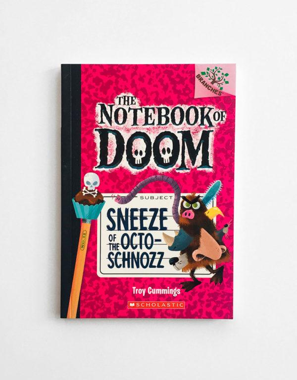 NOTEBOOK OF DOOM: SNEEZE OF THE OCTO-SCHNOZZ