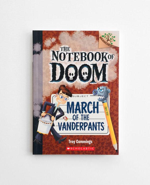 NOTEBOOK OF DOOM: MARCH OF THE VANDERPANTS
