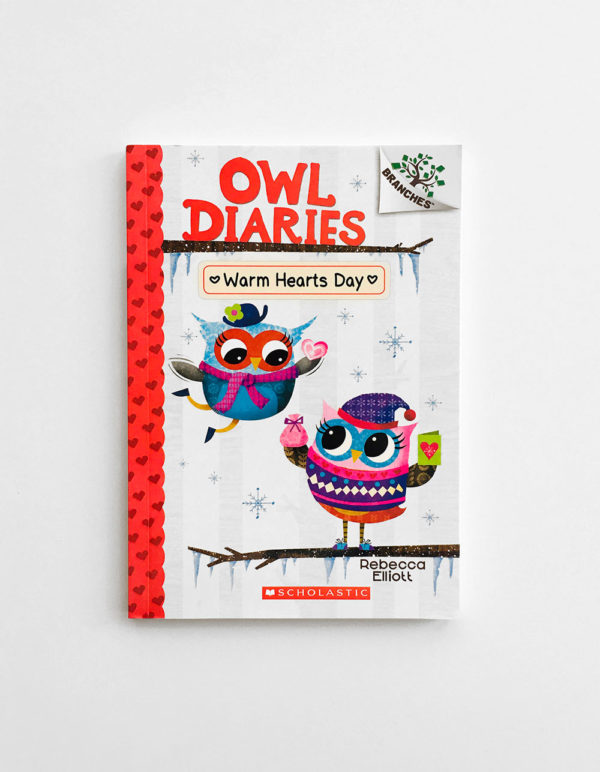 OWL DIARIES: WARM HEARTS DAY (#5)