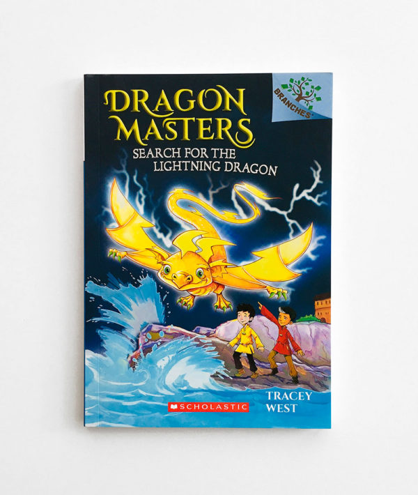 DRAGON MASTERS: SEARCH FOR THE LIGHTNING DRAGON (#7)
