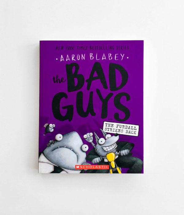 BAD GUYS IN THE FURBALL STRIKES BACK (#3)