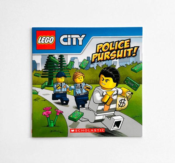 LEGO CITY: POLICE PURSUIT! (PB)