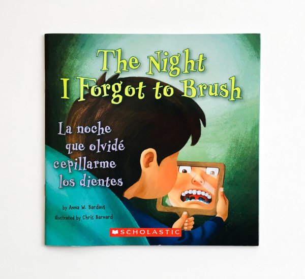 LA NOCHE QUE OLVIDE CEPILLARME LOS DIENTES - THE NIGHT I FORGOT TO BRUSH