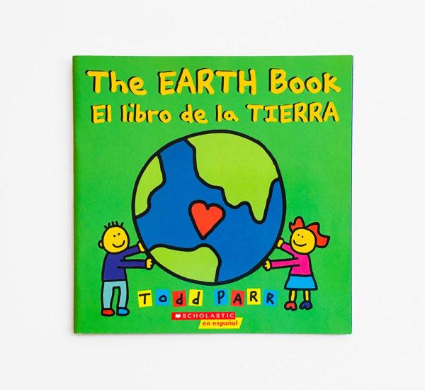 EL LIBRO DE LA TIERRA / THE ERATH BOOK - TODD PARR