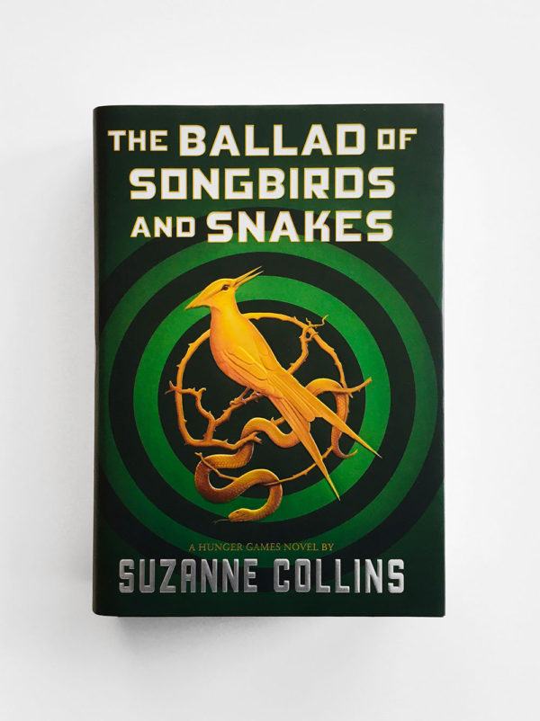 THE BALLAD OF SONGBIRDS AND SNAKES - THE HUNGER GAMES PREQUEL