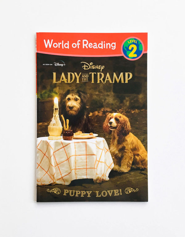 WORLD OF READING #2: LADY AND THE TRAMP
