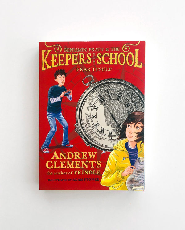 KEEPERS OF THE SCHOOL: FEAR ITSELF (#2)