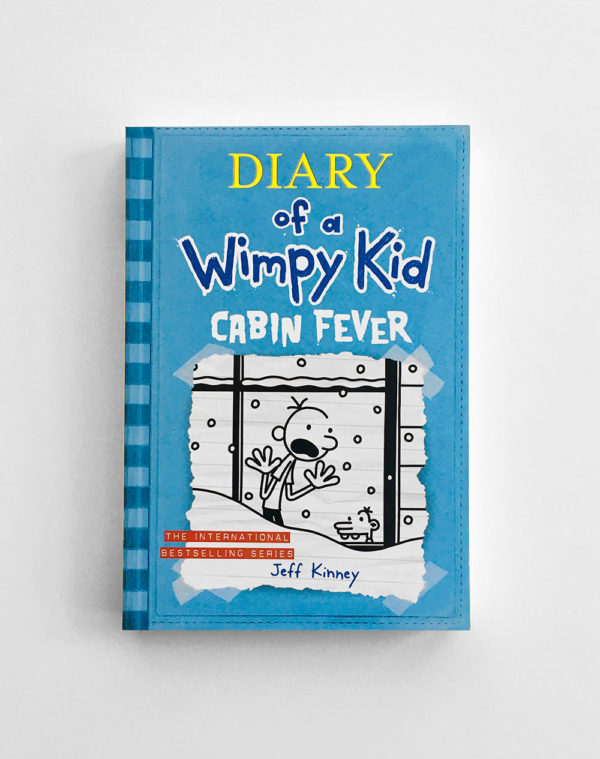DIARY OF A WIMPY KID: CABIN FEVER (#6)