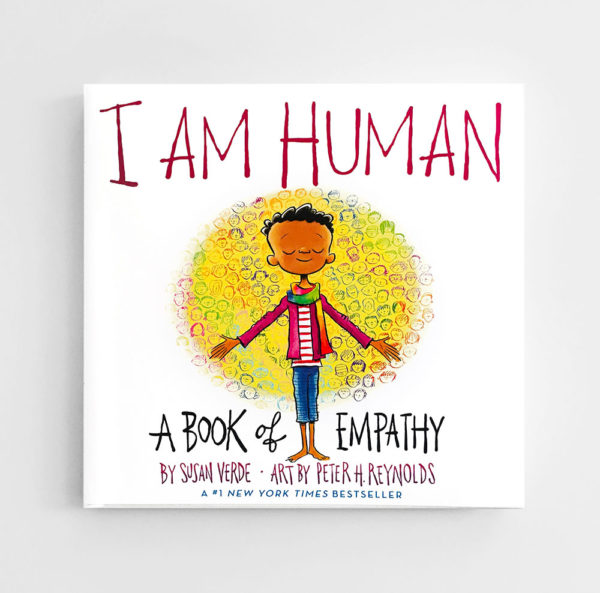 I AM HUMAN - PETER REYNOLDS