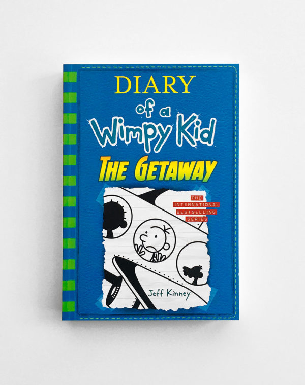 DIARY OF A WIMPY KID: THE GETAWAY (#12)