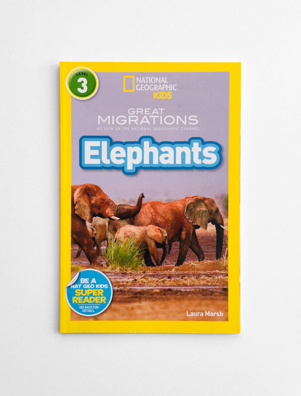 NAT GEO #3: ELEPHANTS