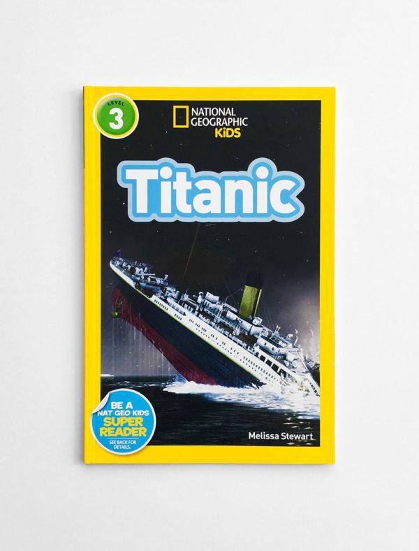 NAT GEO #3: TITANIC