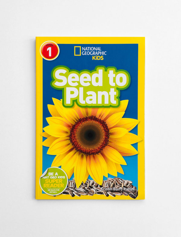NAT GEO #1: SEED TO PLANT