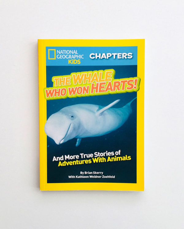 NAT GEO CHAPTERS: THE WHALE WHO WON HEARTS!
