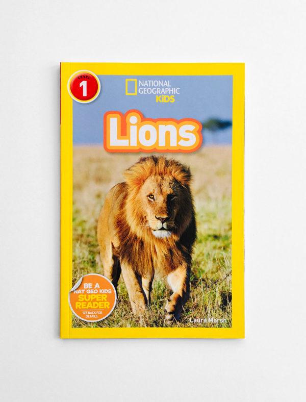 NAT GEO #1: LIONS