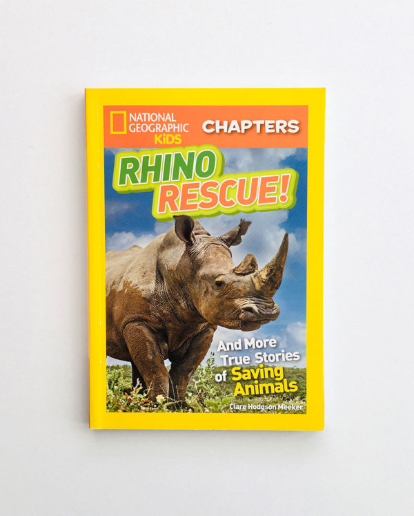 NAT GEO CHAPTERS: RHINO RESCUE!