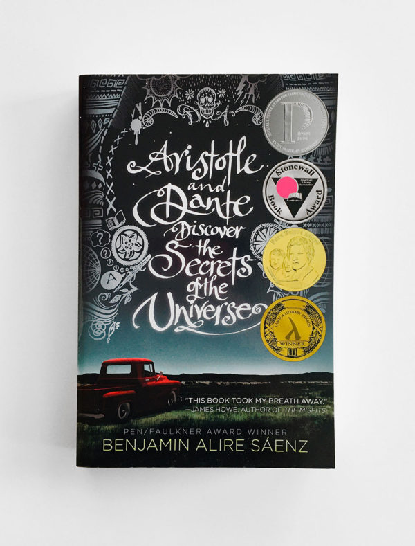ARISTOTLE AND DANTE DISCCOVER THE SECRETS OF THE UNIVERSE
