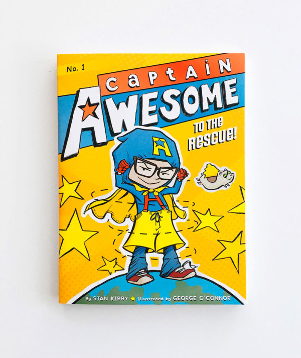 CAPTAIN AWESOME TO THE RESCUE (#1)