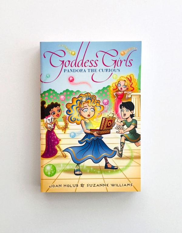 GODDESS GIRLS: PANDORA THE CURIOUS