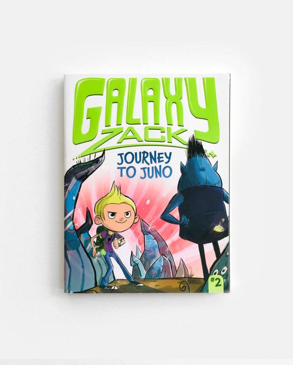 GALAXY ZACK: JOURNEY TO JUNO (#2)