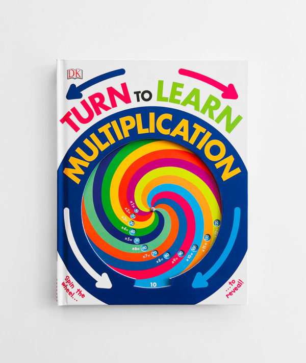 TURN AND LEARN MULTIPLICATION