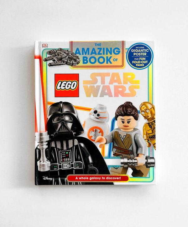 LEGO STAR WARS: AMAZING BOOK