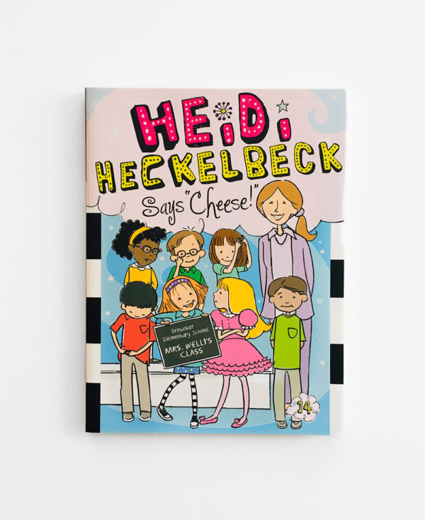 HEIDI HECKELBECK SAYS CHEESE (#14)