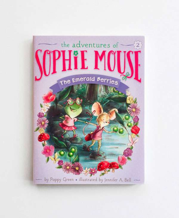 SOPHIE MOUSE: THE EMERALD BERRIES (#2)