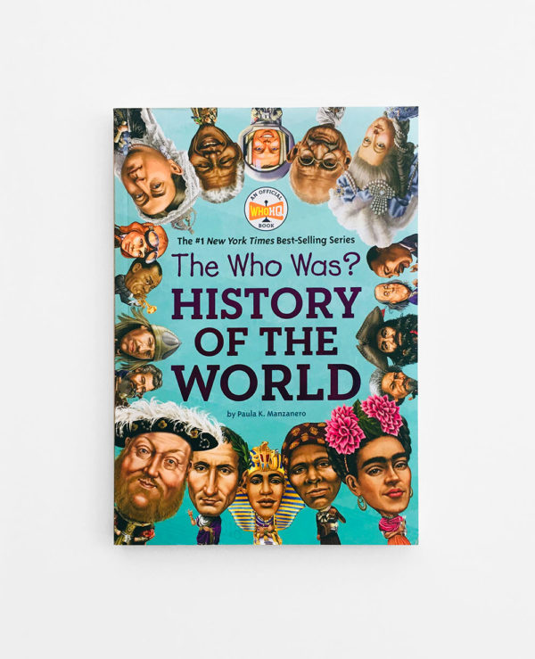 THE WHO WAS HISTORY OF THE WORLD
