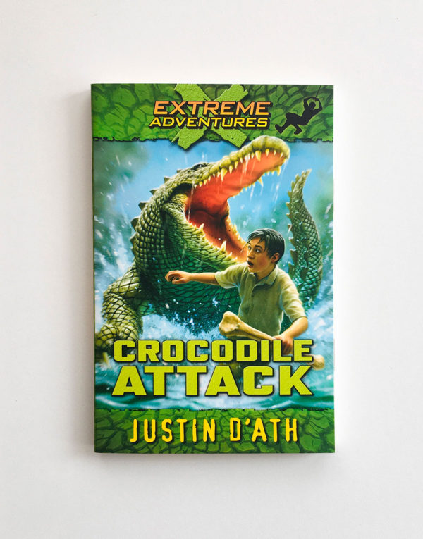 EXTREME ADVENTURES: CROCODILE ATTACK