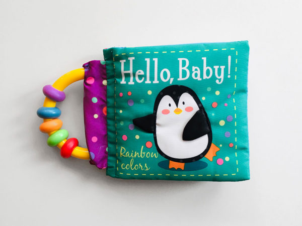 HELLO BABY: RAINBOW COLORS