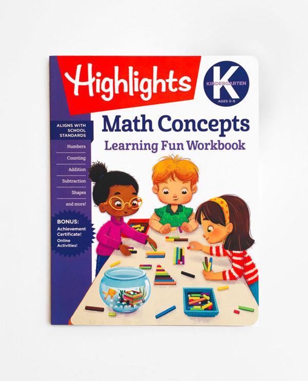 HIGHLIGHTS KINDERGARTEN: MATH CONCEPTS