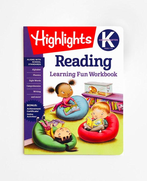 HIGHLIGHTS KINDERGARTEN: READING