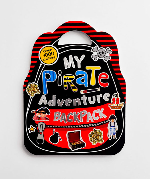 MY PIRATE PACKPACK