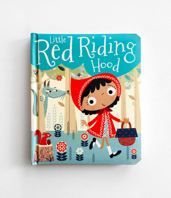 LITTLE RED RIDING HOOD RETELLING