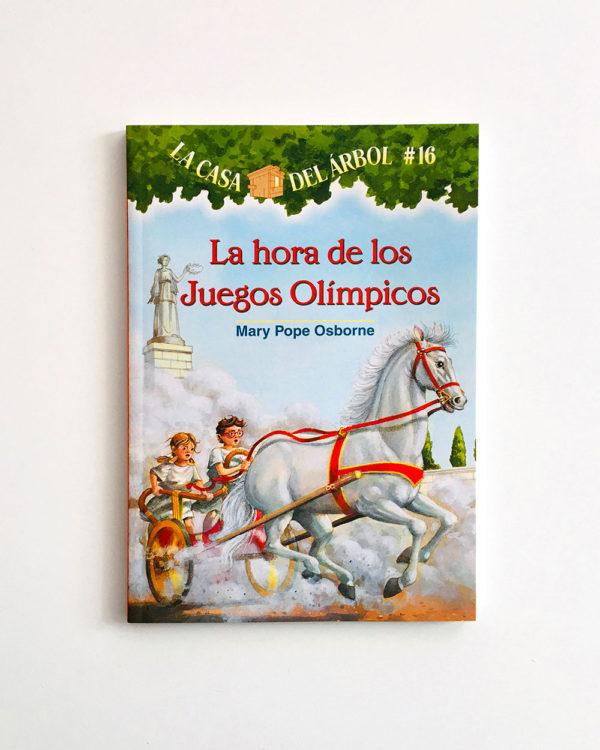 LA CASA DEL ÁRBOL: LA HORA DE LOS JUEGOS OLÍMPICOS