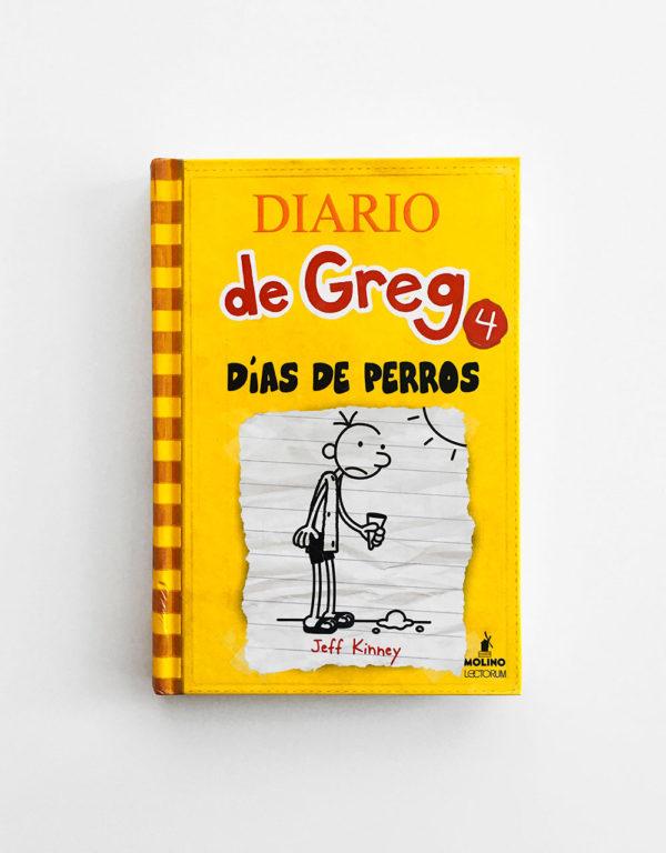DIARIO DE GREG: DÍAS PERROS (#4)