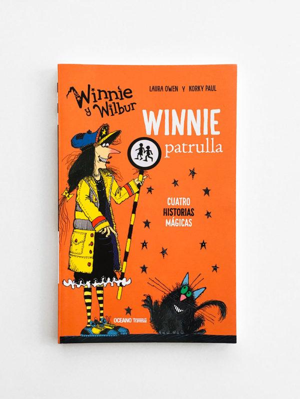 WINNIE Y WILBUR: WINNIE PATRULLA