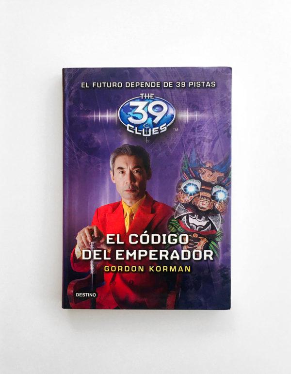 39 CLUES: EL CÓDIGO DEL EMPERADOR (#8)