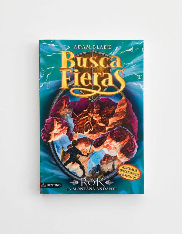 BUSCA FIERAS: ROK, LA MONTAÑA ANDANTE