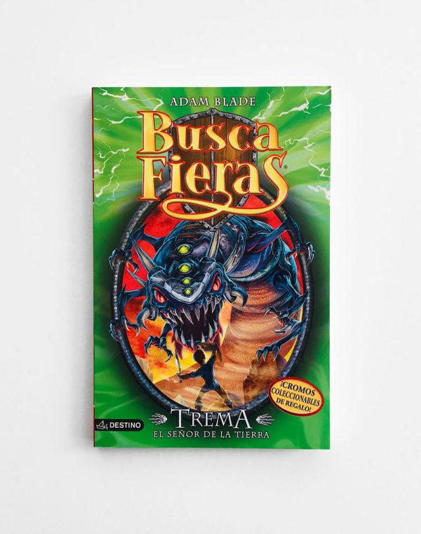 BUSCA FIERAS: TREMA, EL SEÑOR DE LA TIERRA