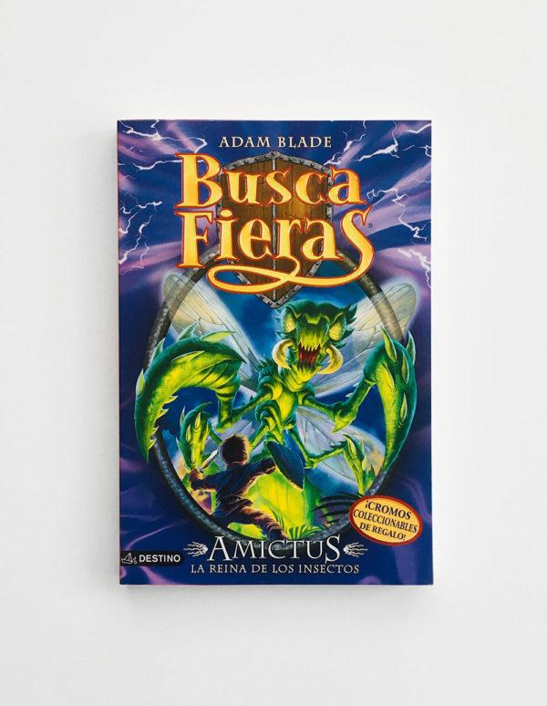 BUSCA FIERAS: AMICTUS, REINA DE LOS INSECTOS