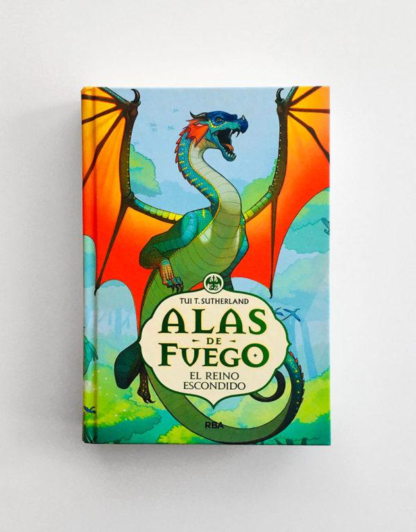 ALAS DE FUEGO: EL REINO ESCONDIDO (#3)