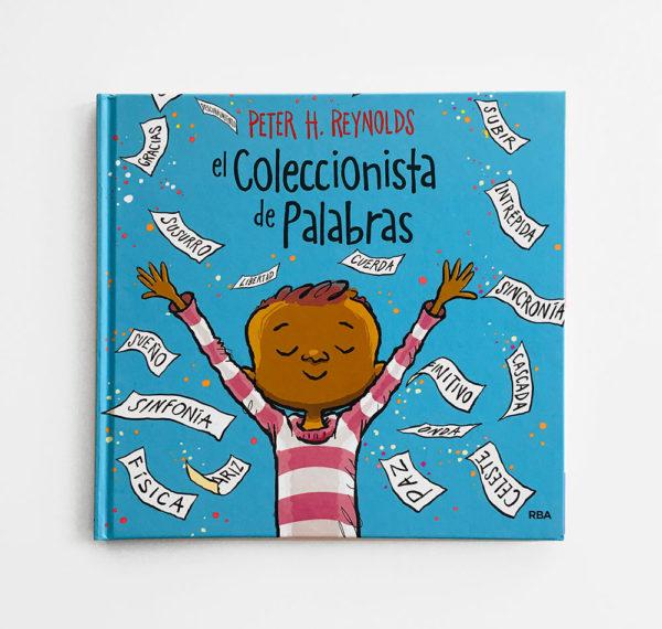 COLECCIONISTA DE PALABRAS - PETER REYNOLDS