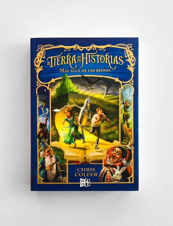 TIERRA DE HISTORIAS: MÁS ALLÁ DE LOS REINOS (#4)