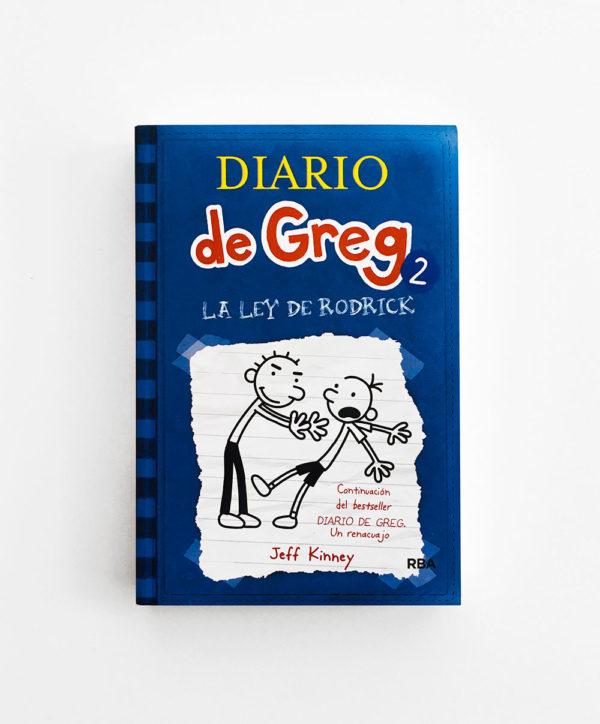 DIARIO DE GREG: LEY DE RODRICK (#2)